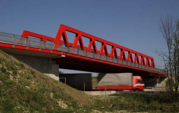 Brücken Referenz A1 Steyrermühl Westautobahn
