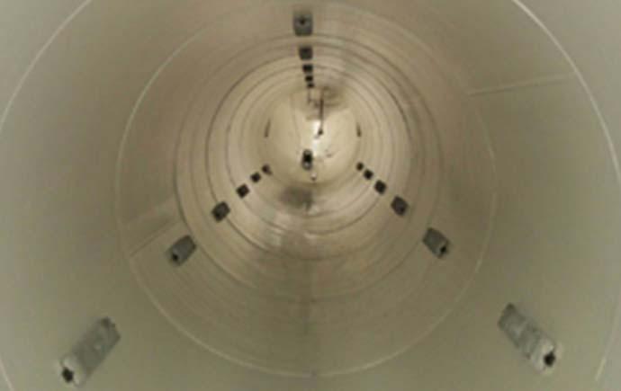 Druckrohrleitung Referenz Kühlwasserleitung Dubai Innenbeschichtung