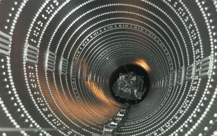 Druckrohrleitungen Referenz KW Häusern Innenansicht