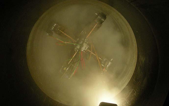 Druckrohrleitungen Referenzen Siphon du Gorner HDW Strahlung