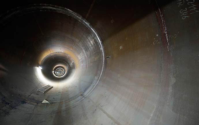 Druckrohrleitungen Referenzen Pumpspeicherkraftwerk Vianden