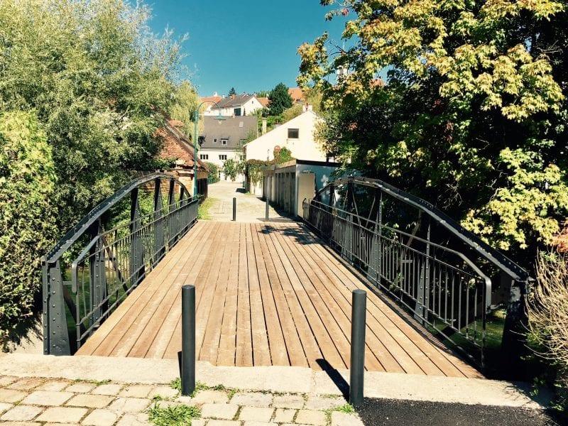 Gaswerkbrücke Steyr