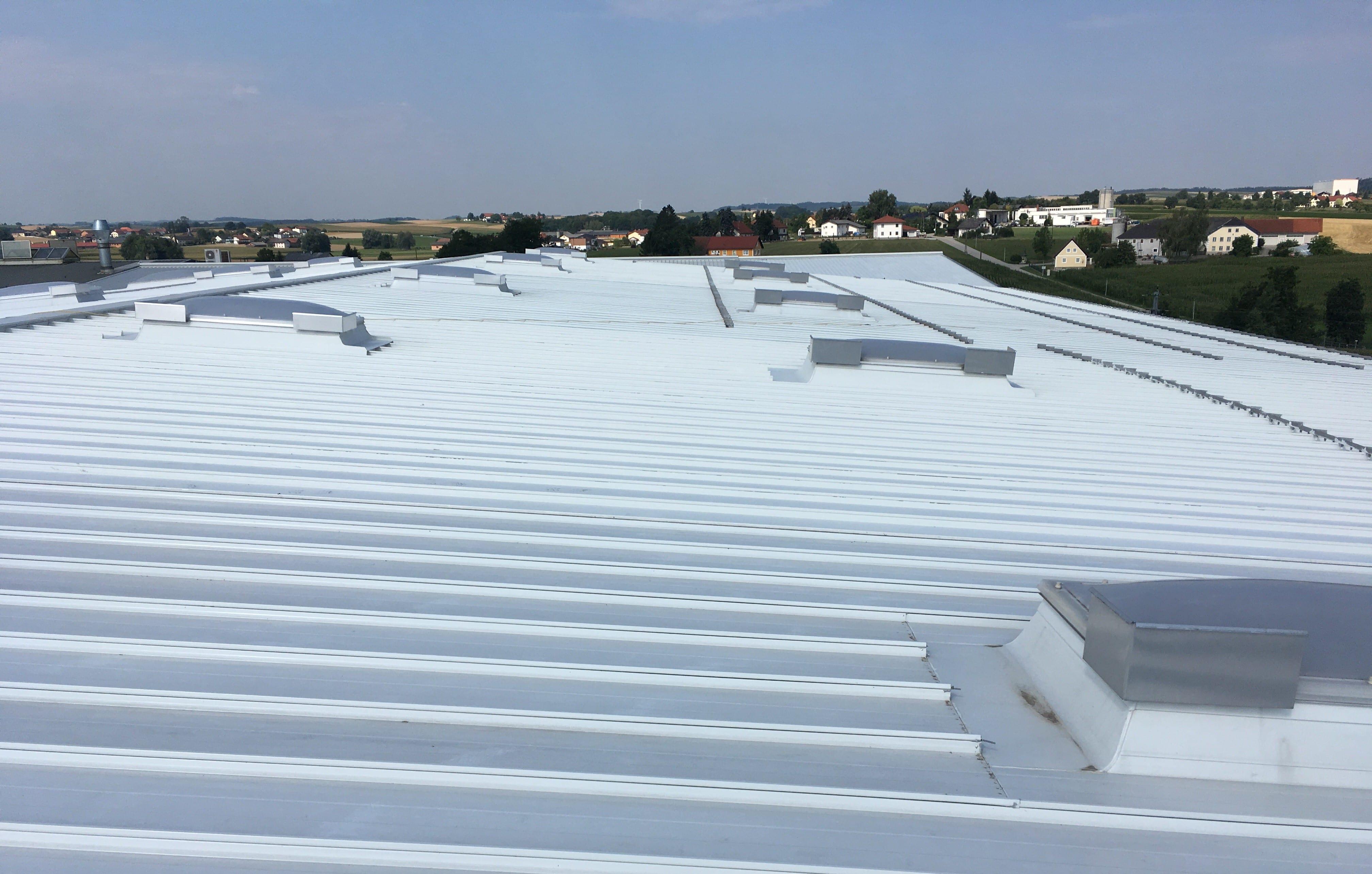 Dachsanierung nach Sturmschaden